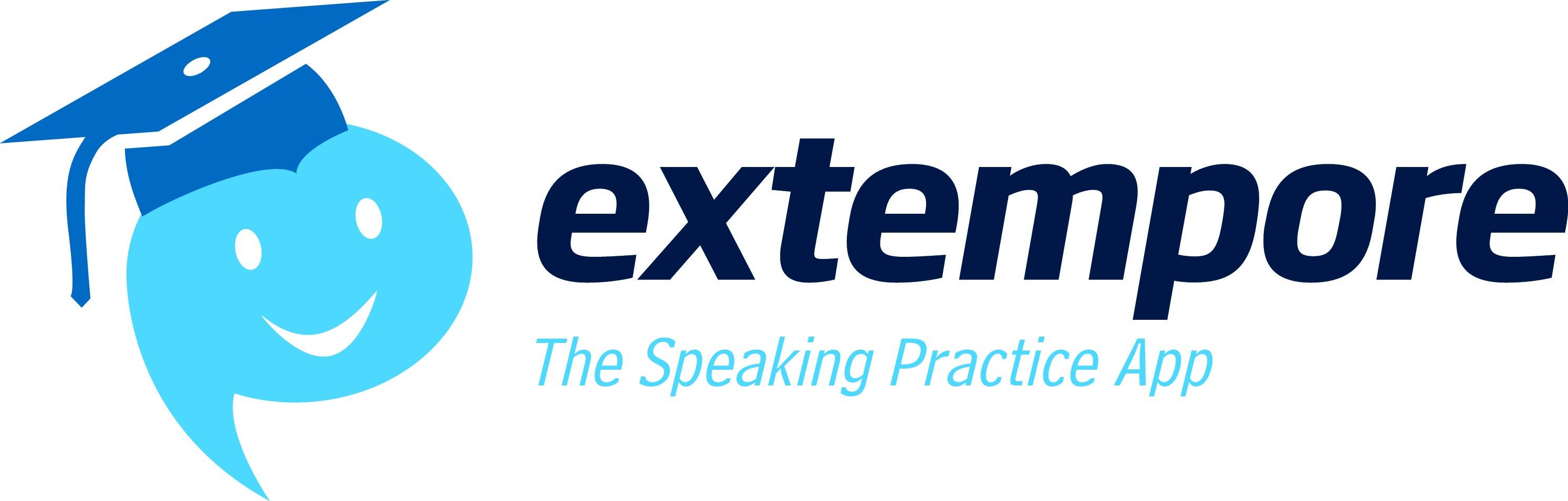 Extempore App logo