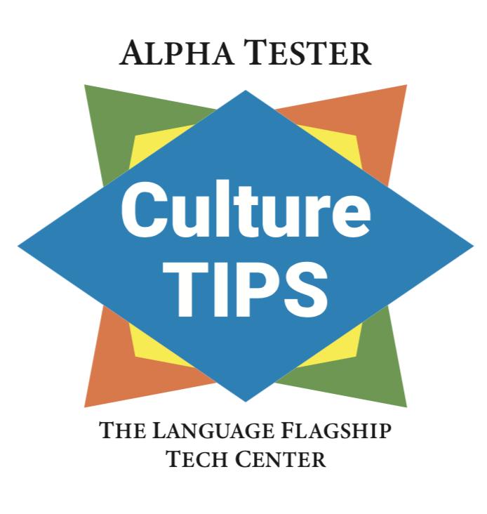 Culture TIPS Alpha Tester